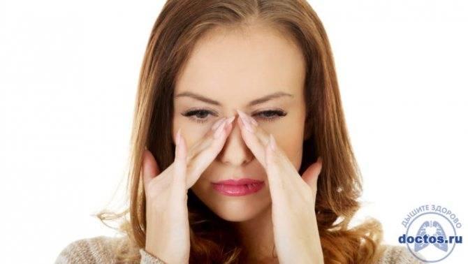 Почему появляется кашель у взрослых и детей при гайморите