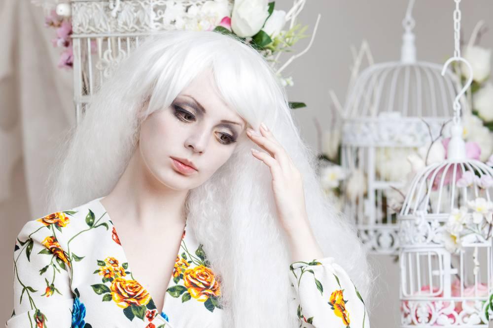 Как остановить поседение волос, лучшие методы борьбы с сединой