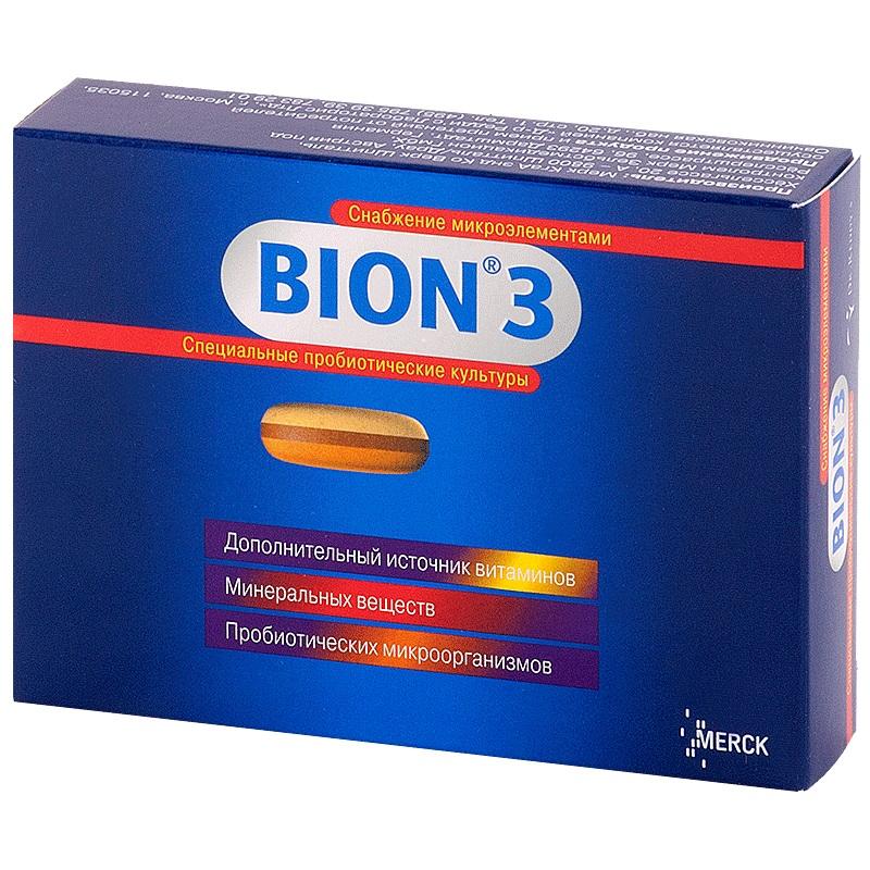 Бион 3: инструкция, применение, отзывы