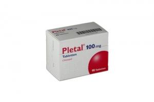 Плетал (цилостазол): инструкция по применению, стоимость таблеток и где купить оригинал