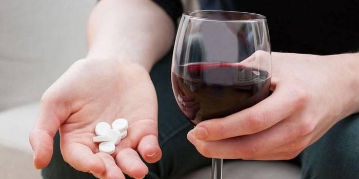 Совместимы ли феназепам и алкоголь