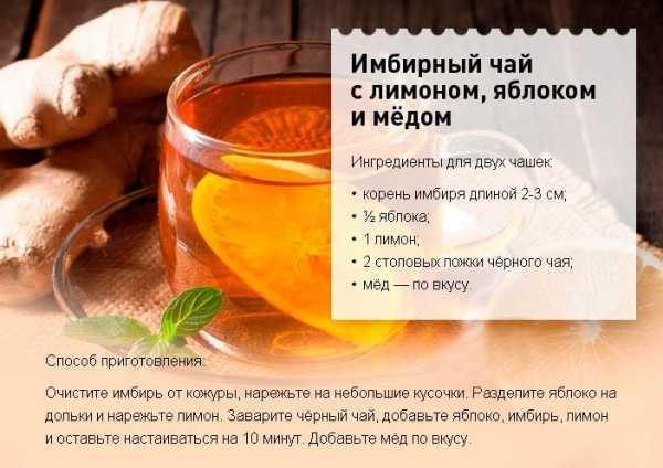 Рецепты приготовления имбиря от кашля