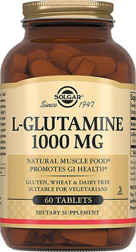 Глютамин восстанавливает стенки кишечника