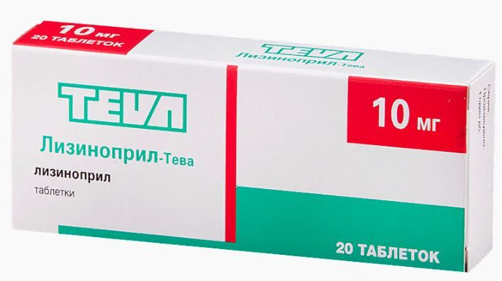 Как принимать лизиноприл-тева для лечения гипертензии и других заболеваний?