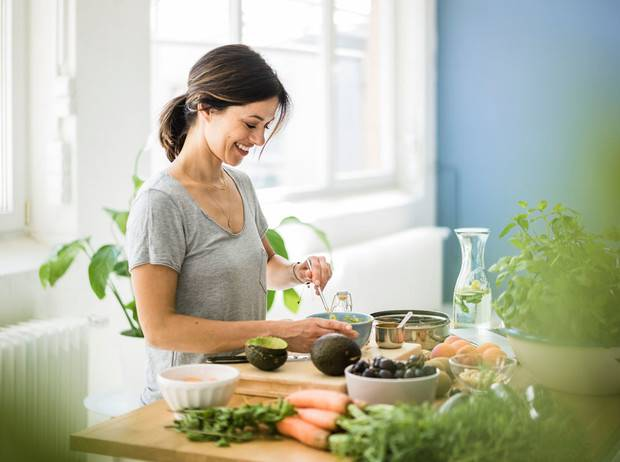 Меню вегетарианца: как достичь баланса в питании