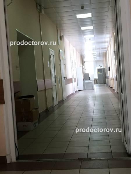 Туберкулезная больница №7 (клиника 2)             москва