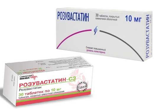 Сравнение аторвастатина и розувастатина: какой препарат эффективнее снижает холестерин, побочные эффекты