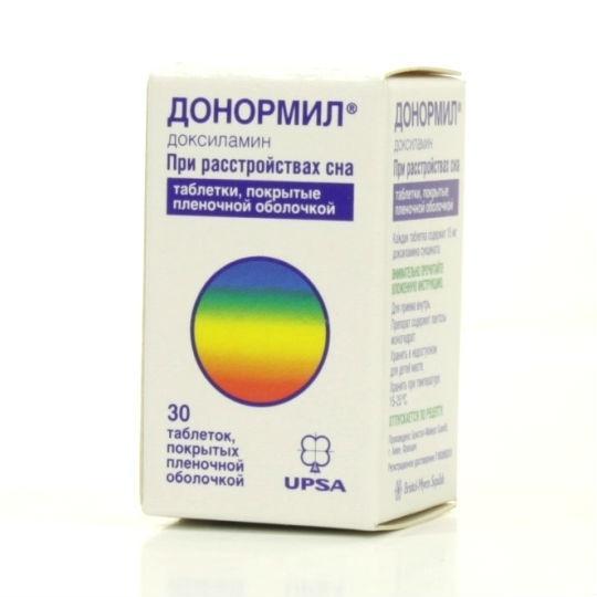 Валокордин-доксиламин отзывы