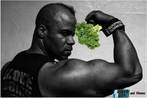 Cпортивное питание для вегетарианцев —главные источники белка для мышц