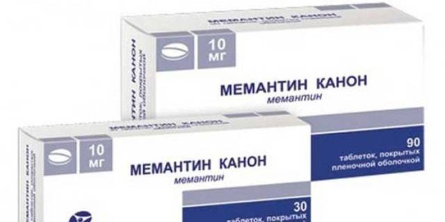 Аналоги таблеток акатинол мемантин