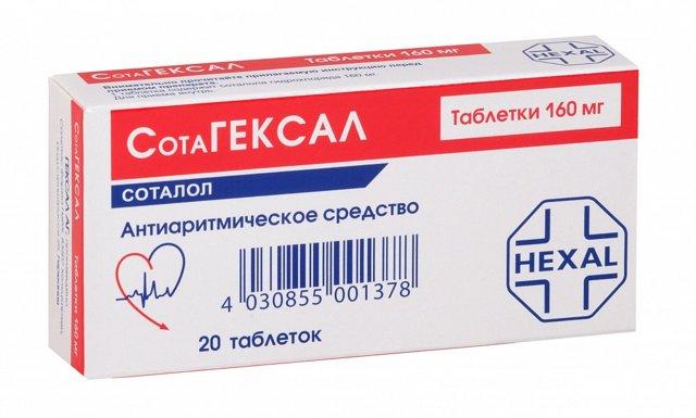 Препарат «сотагексал», аналоги и отзывы о них