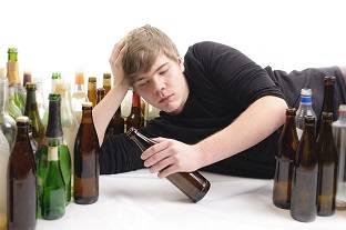 Первая стадия алкоголизма: симптомы и признаки