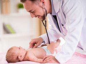 Кефалогематома у новорожденных: последствия, лечение, причины, пункция