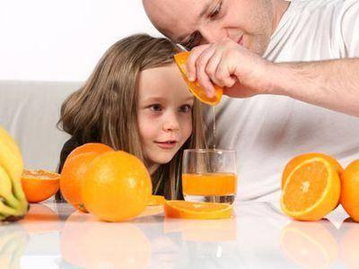Почему нужно пить апельсиновый сок?