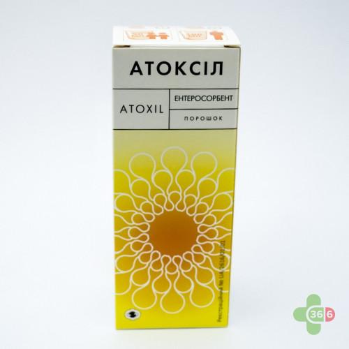 Атоксил – инструкция по применению, цена