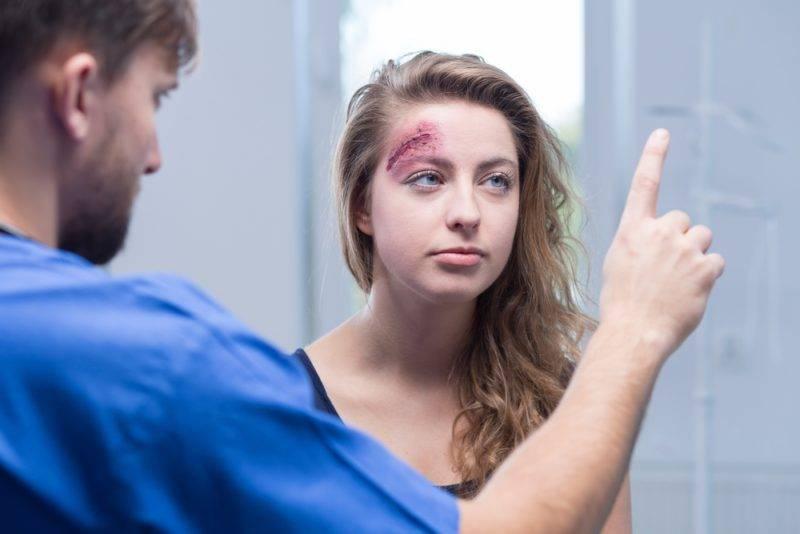 Лечение сотрясения головного мозга | москва