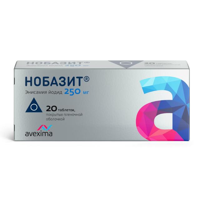 Нобазит таблетки отзывы