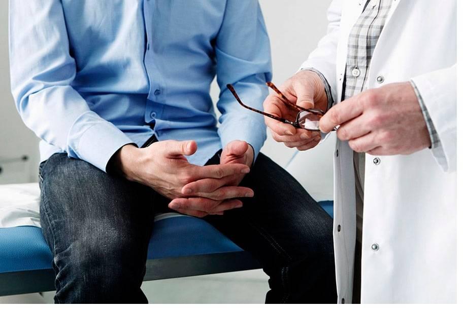 Парафимоз у мужчин лечение