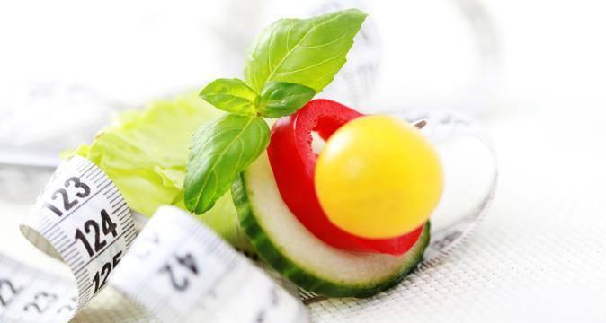 Питание при избыточном весе: меню лечебной диеты