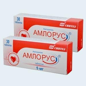 Аналог таблеток амлорус