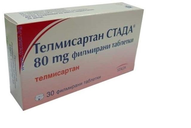 Инструкция по применению препарата телмисартан от повышенного давления и гипертонии