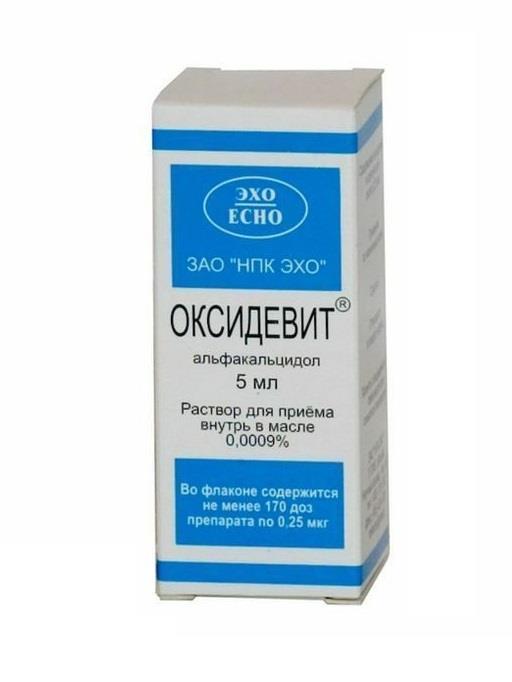 Оксидевит – инструкция по применению, цена, отзывы, аналоги