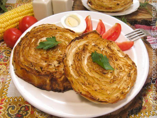 Пп-омлет на завтрак