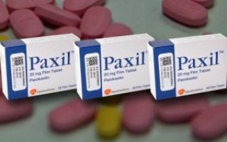 Паксил - инструкция по применению таблеток, состав, показания, побочные эффекты, аналоги и цена
