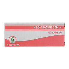 Как применяется изониазид, инструкция к препарату