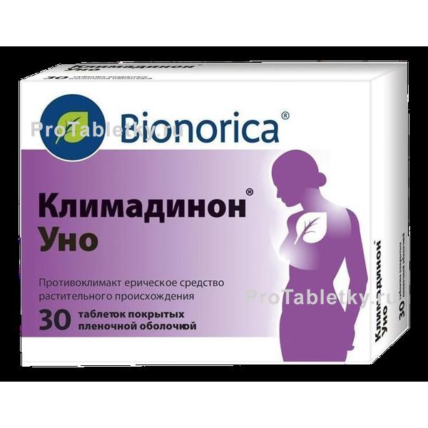 Препарат климадинон: инструкция по применению в период менопаузы у женщин