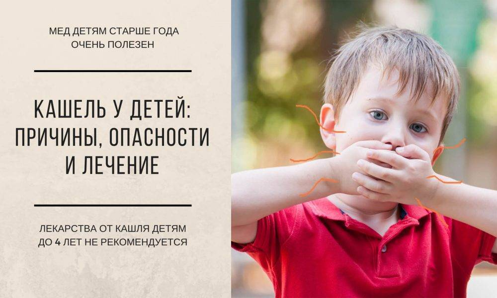 Кашель при аденоидах: диагностика и лечение у детей