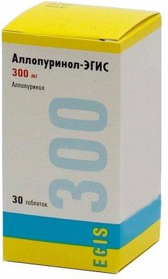Инструкция к лекарству аллопуринол: дозировка и правила приема