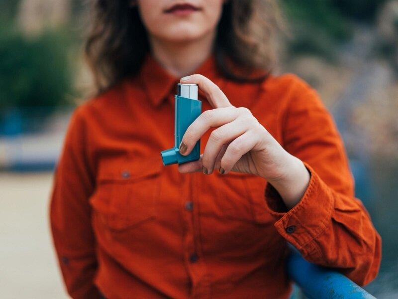 Приступ при бронхиальной астме