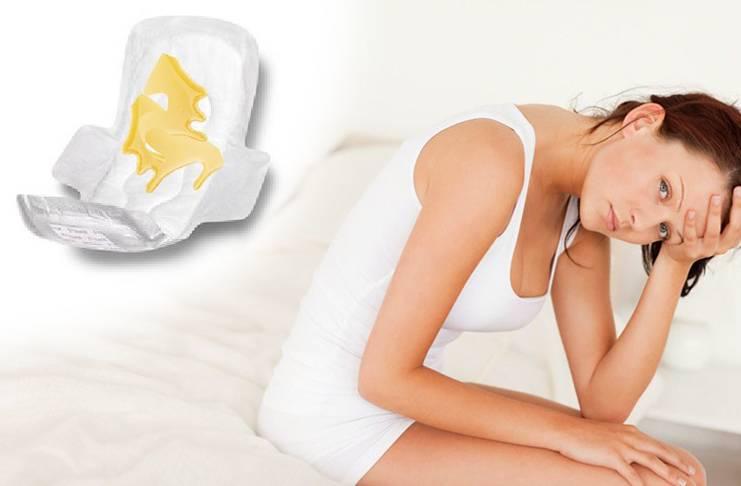 Какие же причины появления желтых выделений у женщин и как их лечить?