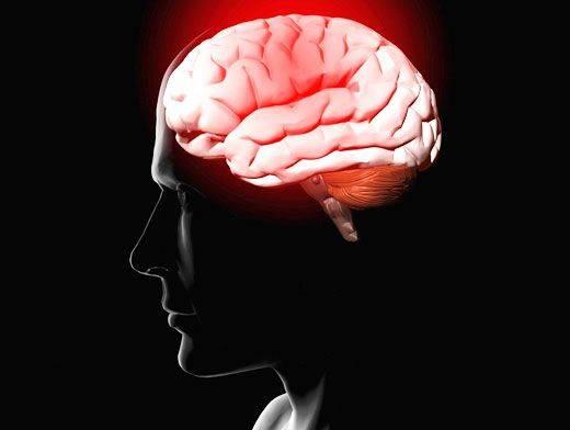 Глутаминовая кислота и болезни мозга