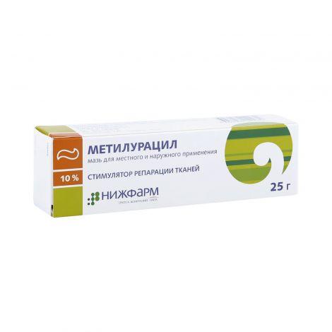 Мазь метилурацил: состав, свойства, аналоги, способ применения