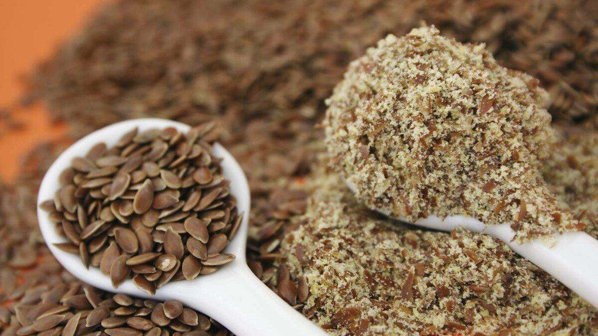 Семя льна при болезнях кишечника