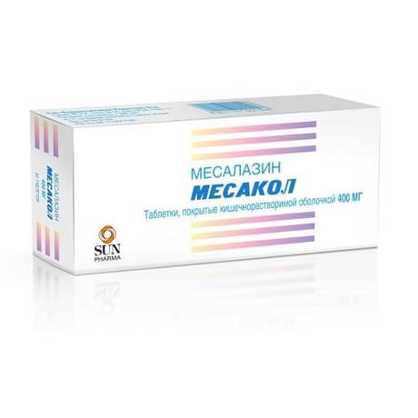 Месалазин*