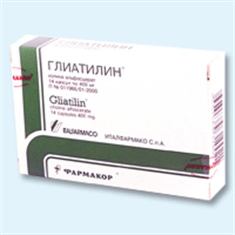 Глиатилин (таблетки, капсулы, ампулы): инструкция по применению, цена, отзывы врачей и пациентов