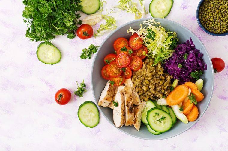 Действенная диета 15 кг за 3 недели: меню на каждый день