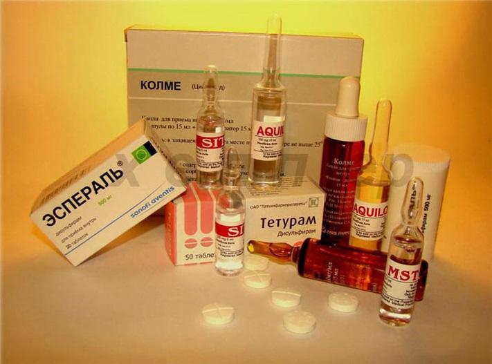 Таблетки эспераль от алкоголя: отзывы принимавших