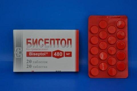 Можно применять бисептол при бронхите