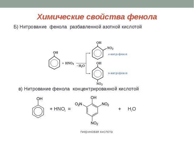 3.5. характерные химические свойства предельных одноатомных и многоатомных спиртов, фенола.