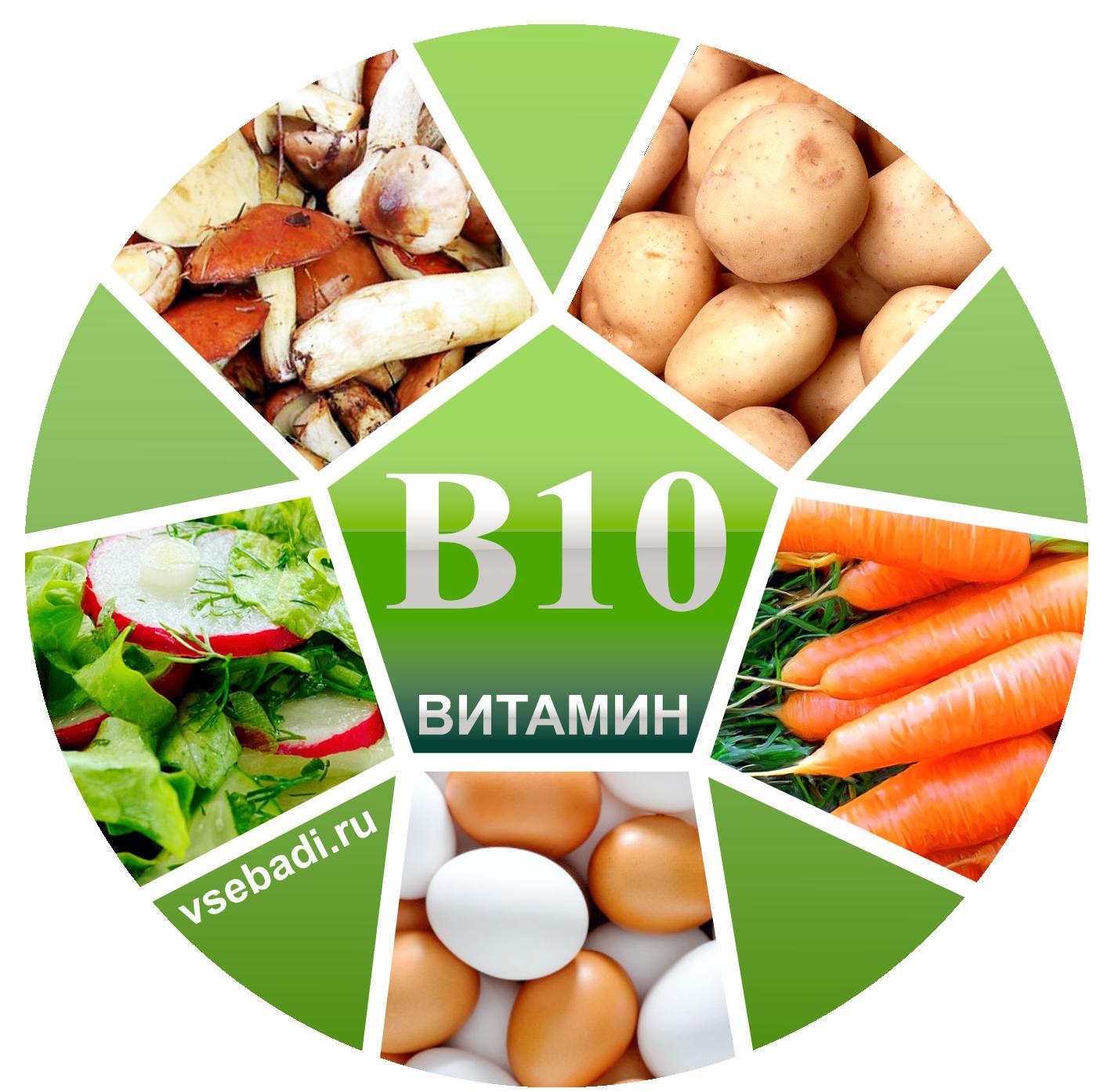 Витамин b10