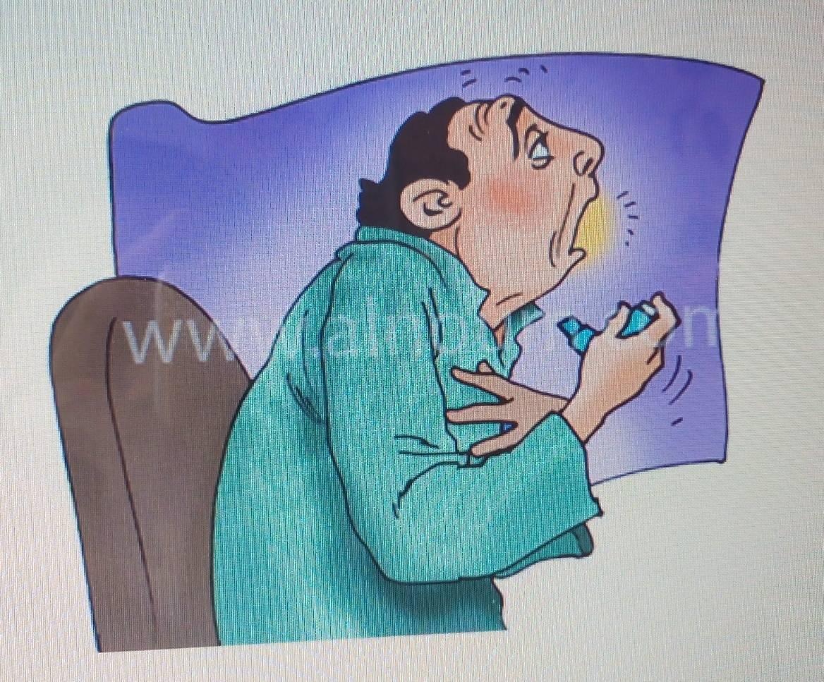 Первая, неотложная помощь при приступе бронхиальной астмы