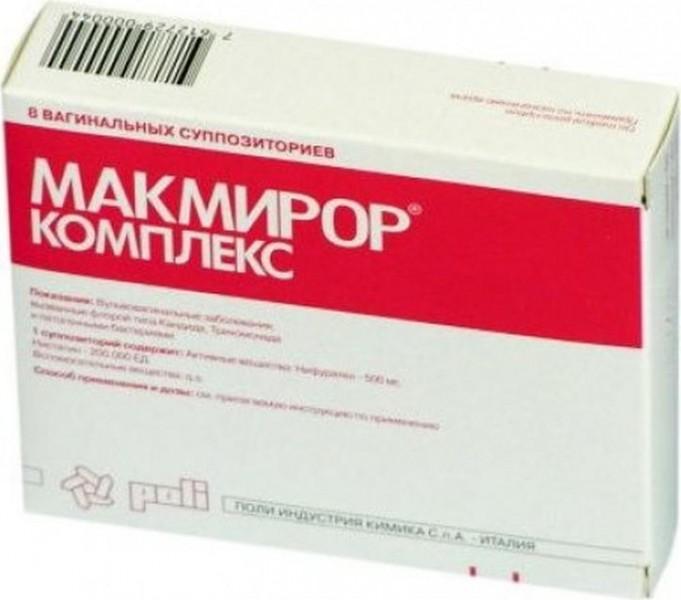 Макмирор комплекс - официальная инструкция по применению