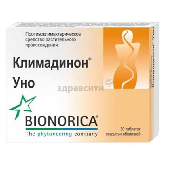 Климадинон уно: инструкция по применению, противопоказания, отзывы о препарате | климаксхелп.ру