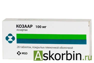 Аналоги таблеток козаар