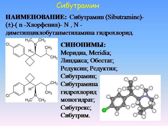 """""""сибутрамин"""": отзывы худеющих о препарате. побочные эффекты """"сибутрамина"""""""