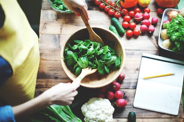 Как нужно правильно питаться при климаксе